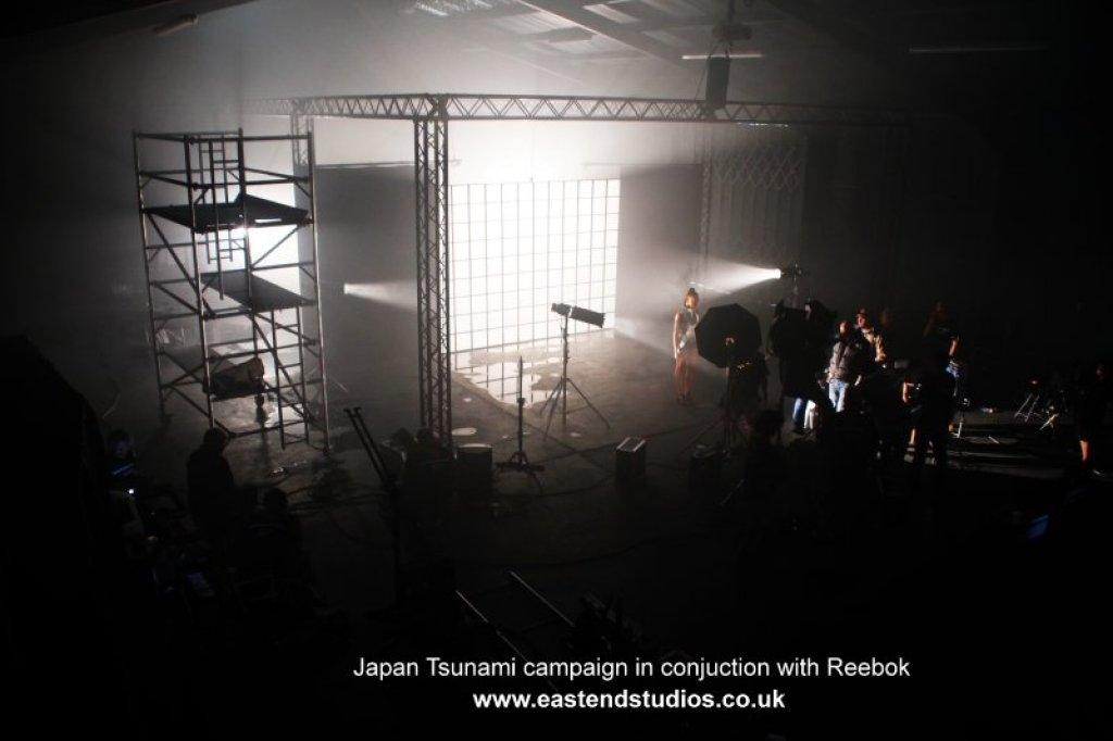 Unbreakable Spirit: Tsunami Aid - Reebok